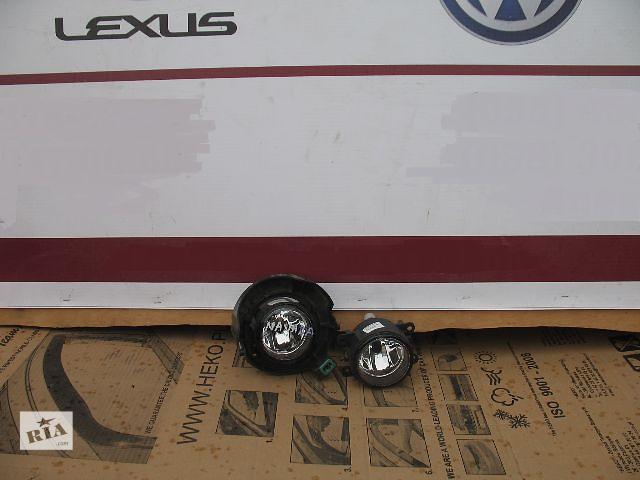 купить бу б/у Электрооборудование кузова Фара противотуманная Легковое авто Nissan Navara 2007 в Луцке