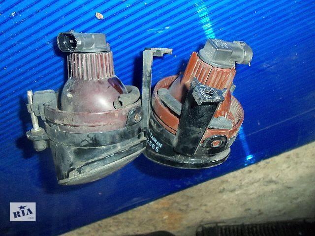 купить бу б/у Электрооборудование кузова Фара противотуманная Легковой Volkswagen Caddy груз. 2005 в Ковеле