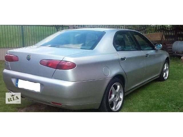 продам б/у Электрооборудование кузова Фонарь стоп Легковой Alfa Romeo 166 2003 бу в Львове