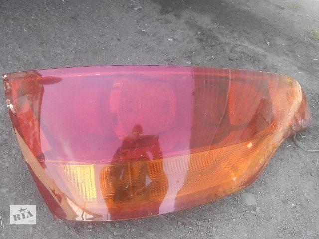 бу б/у Электрооборудование кузова Фонарь стоп Легковой Audi Q7 2008 в Львове