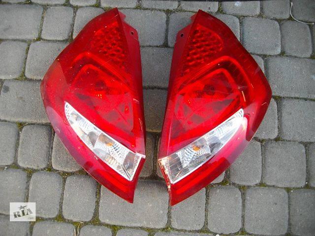 купить бу б/у Электрооборудование кузова Фонарь стоп Легковой Ford Fiesta в Львове