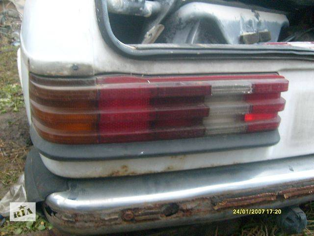купить бу б/у Электрооборудование кузова Фонарь стоп Легковой Mercedes 123 Седан 1984 в Самборе