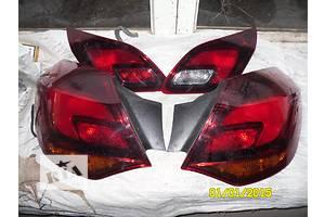 б/у Фонари стоп Opel Astra J