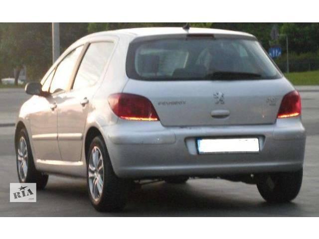 купить бу б/у Электрооборудование кузова Фонарь стоп Легковой Peugeot 307 2005 в Львове