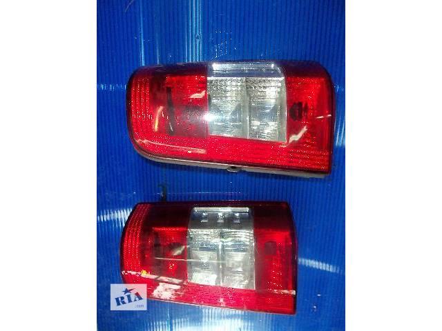 бу б/у Электрооборудование кузова Фонарь стоп Легковой Peugeot Partner груз. 2004 в Ковеле