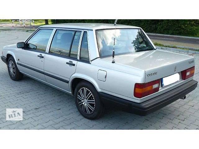 б/у Электрооборудование кузова Фонарь стоп Легковой Volvo 740 1991- объявление о продаже  в Львове