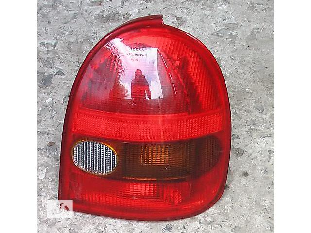 б/у Электрооборудование кузова Фонарь задний Легковое авто Opel Corsa- объявление о продаже  в Сумах