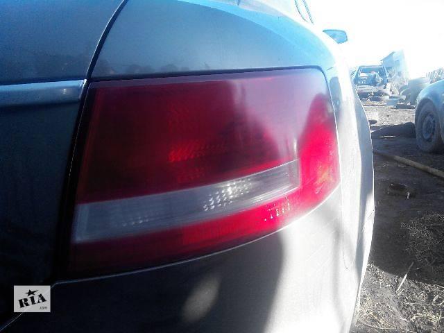 продам Б/у Электрооборудование кузова Фонарь задний Легковой Audi A6 2006 бу в Львове