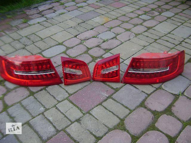 б/у Электрооборудование кузова Фонарь задний Легковой Audi A6 Седан 2010- объявление о продаже  в Львове