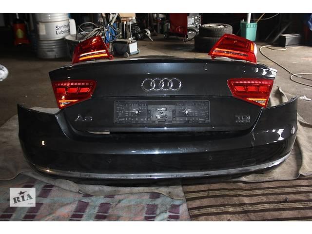 б/у Электрооборудование кузова Фонарь задний Легковой Audi A8- объявление о продаже  в Луцке