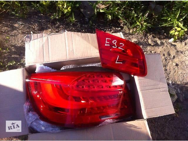купить бу б/у Электрооборудование кузова Фонарь задний Легковой BMW 3 Series Купе e92 в Киеве