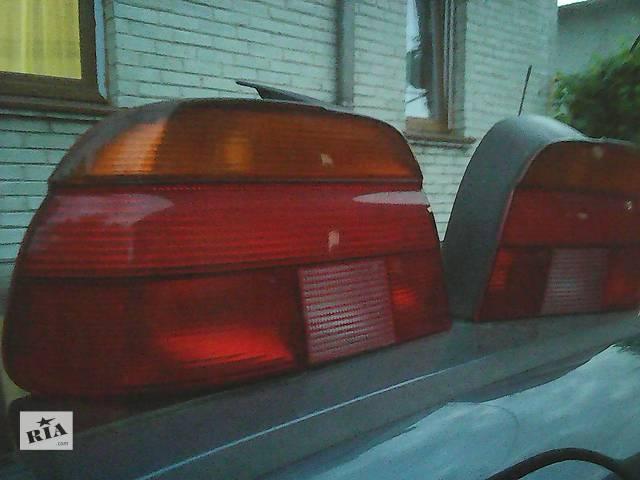 купить бу б/у Электрооборудование кузова Фонарь задний Легковой BMW 528 Седан 1997 в Жидачове