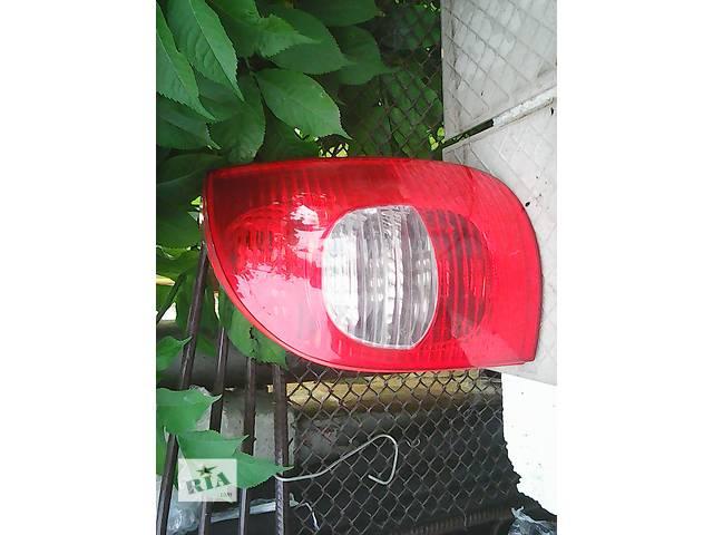 продам б/у Электрооборудование кузова Фонарь задний Легковой Citroen Xsara Picasso Хэтчбек бу в Жидачове