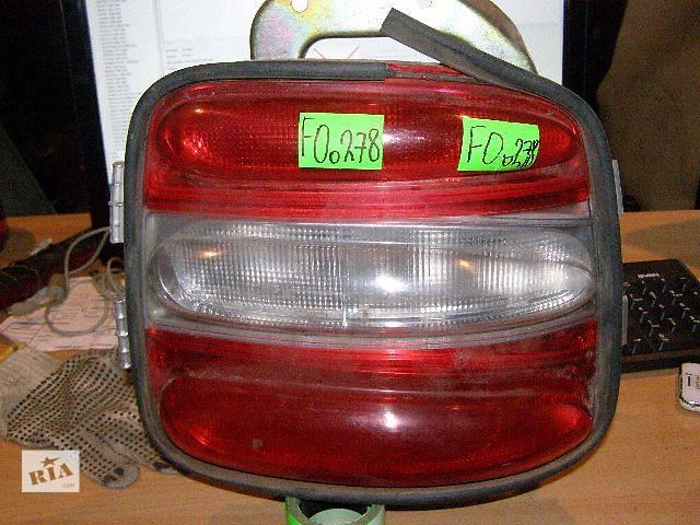 б/у Электрооборудование кузова Фонарь задний Легковой Fiat Bravo- объявление о продаже  в Новой Каховке