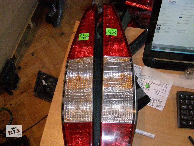 продам б/у Электрооборудование кузова Фонарь задний Легковой Fiat Doblo бу в Новой Каховке
