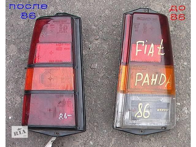 б/у Электрооборудование кузова Фонарь задний Легковой Fiat Panda- объявление о продаже  в Сумах