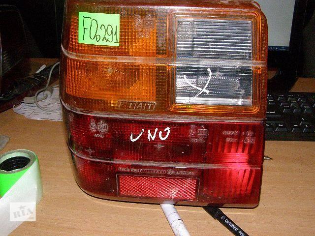 продам б/у Электрооборудование кузова Фонарь задний Легковой Fiat Uno бу в Новой Каховке