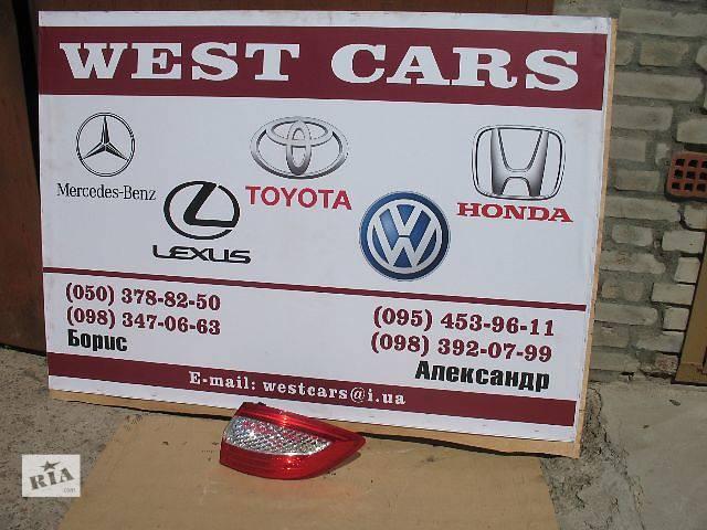 б/у Электрооборудование кузова Фонарь задний Легковой Ford Mondeo Wagon 2008- объявление о продаже  в Луцке