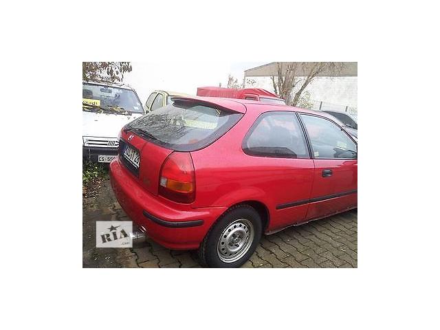 б/у Электрооборудование кузова Фонарь задний Легковой Honda Civic Купе 1997- объявление о продаже  в Тернополе