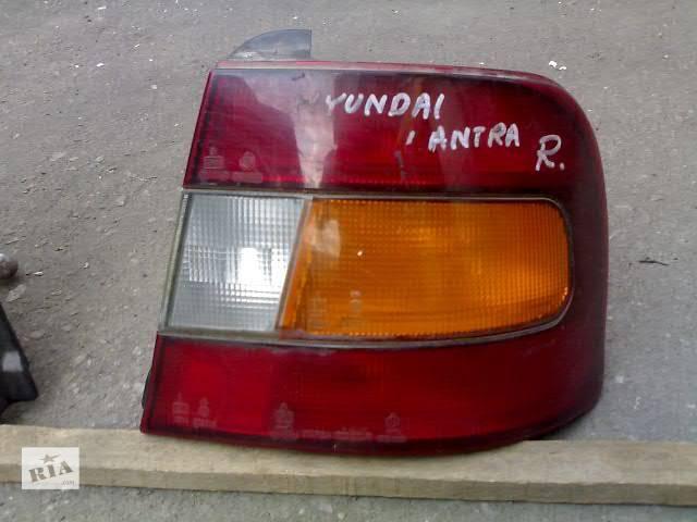 купить бу Б/у Электрооборудование кузова Фонарь задний Легковой Hyundai Lantra в Сумах