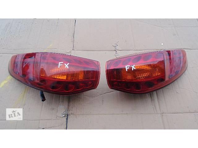 бу б/у Электрооборудование кузова Фонарь задний Легковой Infiniti FX 2010 в Ковеле
