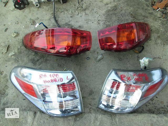 купить бу б/у Электрооборудование кузова Фонарь задний Легковой Lexus RX 2010 в Ковеле