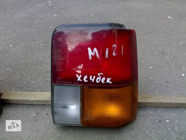 купить бу Б/у Электрооборудование кузова Фонарь задний Легковой Mazda 121 в Сумах