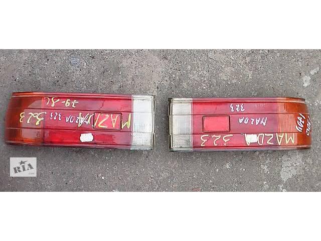б/у Электрооборудование кузова Фонарь задний Легковой Mazda 323- объявление о продаже  в Сумах