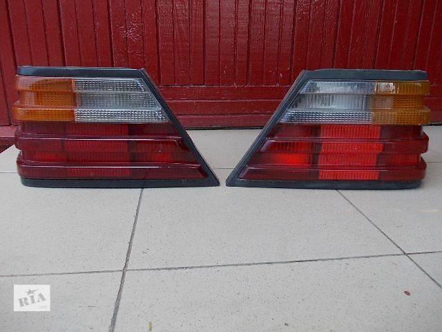 продам б/у Электрооборудование кузова Фонарь задний Легковой Mercedes 124 бу в Костополе