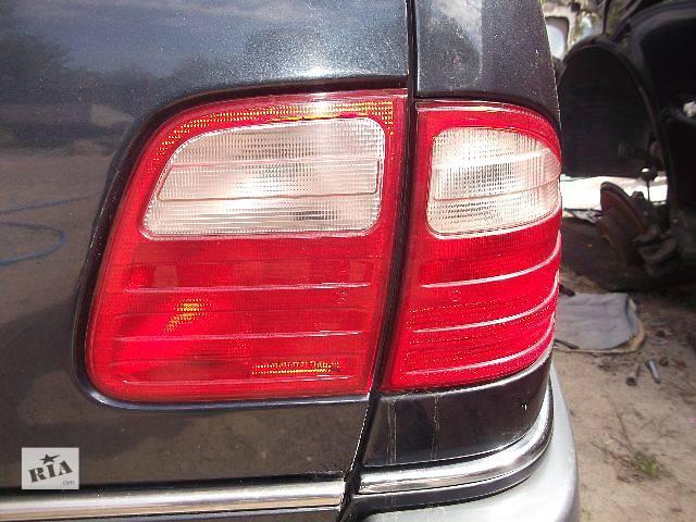 бу б/у Электрооборудование кузова Фонарь задний Легковой Mercedes 210 Пассажирский Универсал 1998 в Днепре (Днепропетровск)