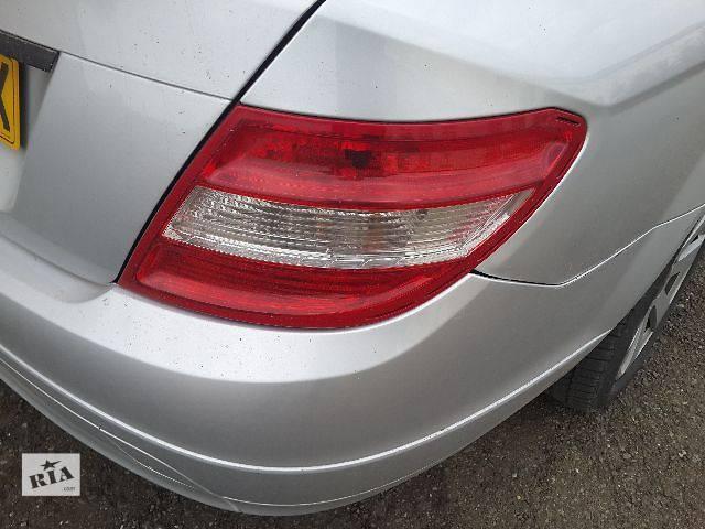продам Б/у Электрооборудование кузова Фонарь задний Легковой Mercedes C-Class 2008 бу в Львове