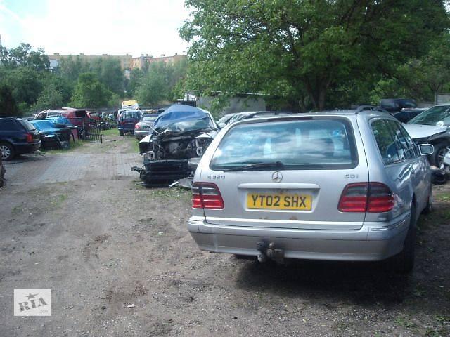 бу б/у Электрооборудование кузова Фонарь задний Легковой Mercedes E-Class Универсал 2001 в Тернополе