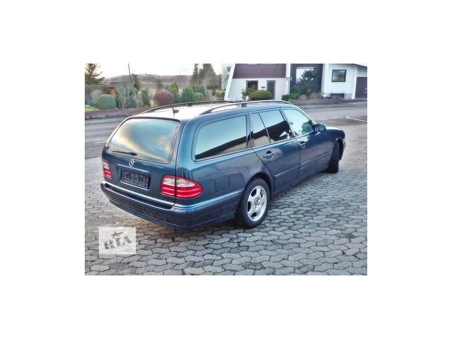 купить бу б/у Электрооборудование кузова Фонарь задний Легковой Mercedes E-Class Универсал 2001 в Тернополе
