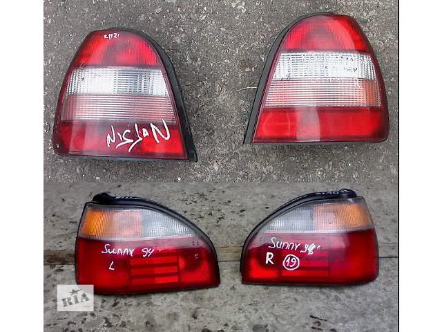 продам Б/у Электрооборудование кузова Фонарь задний Легковой Nissan Sunny бу в Сумах