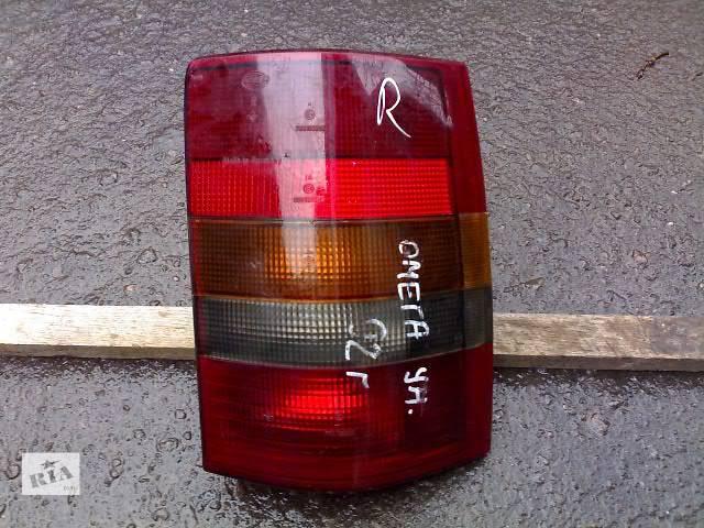 продам Б/у Электрооборудование кузова Фонарь задний Легковой Opel Omega A бу в Сумах