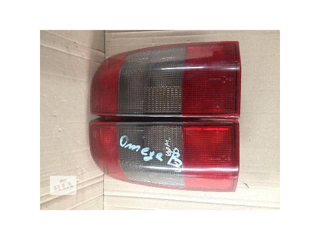 купить бу б/у Электрооборудование кузова Фонарь задний Легковой Opel Omega B в Луцке