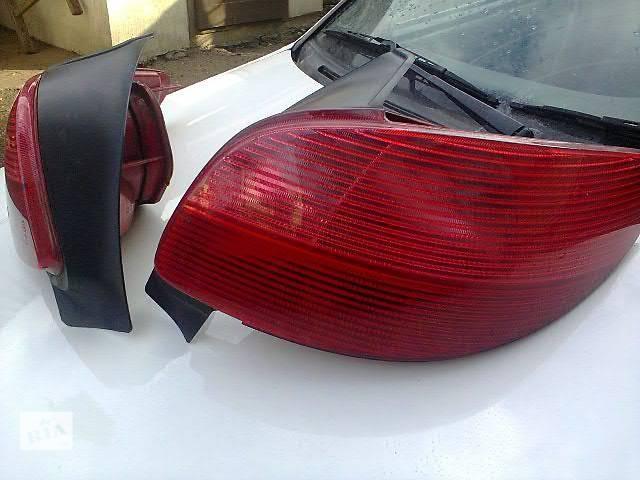 Б/у Электрооборудование кузова Фонарь задний Легковой Peugeot 206 Хэтчбек 2000- объявление о продаже  в Жидачове