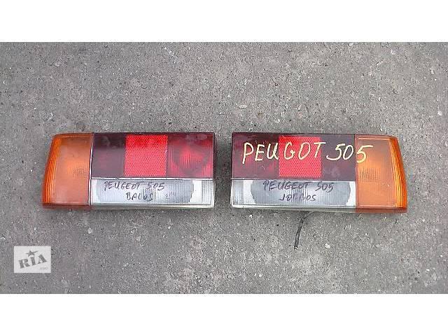 бу б/у Электрооборудование кузова Фонарь задний Легковой Peugeot 505 в Сумах