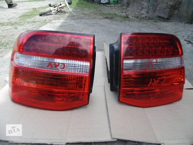 купить бу б/у Электрооборудование кузова Фонарь задний Легковой Porsche Cayenne 2008 в Ковеле