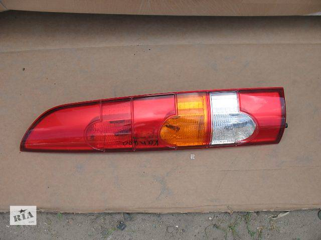 купить бу б/у Электрооборудование кузова Фонарь задний Легковой Renault Kangoo 2005 в Луцке