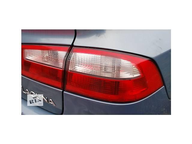 купить бу б/у Электрооборудование кузова Фонарь задний Легковой Renault Laguna II Хэтчбек в Ивано-Франковске