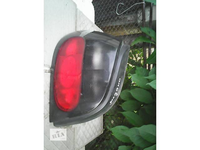 б/у Электрооборудование кузова Фонарь задний Легковой Renault Megane Хэтчбек- объявление о продаже  в Жидачове