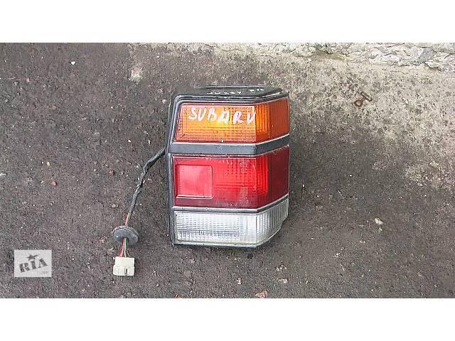 продам б/у Электрооборудование кузова Фонарь задний Легковой Subaru Justy бу в Сумах