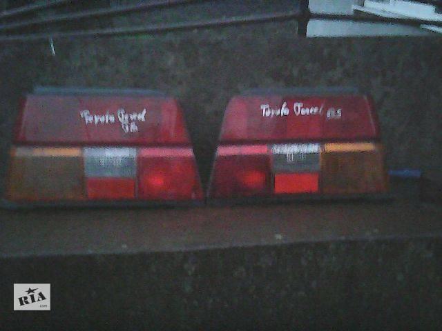 бу б/у Электрооборудование кузова Фонарь задний Легковой Toyota в Жидачове