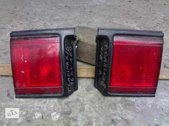 Б/у Электрооборудование кузова Фонарь задний Легковой Toyota Carina- объявление о продаже  в Сумах