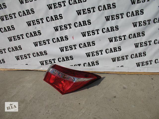 продам б/у Электрооборудование кузова Фонарь задний Легковой Toyota Corolla 2013 бу в Луцке