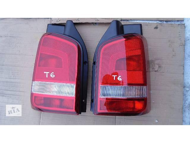 продам б/у Электрооборудование кузова Фонарь задний Легковой Volkswagen T5 T6 Myltivan бу в Ковеле