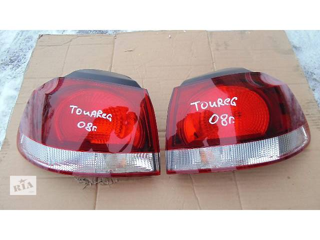 бу б/у Электрооборудование кузова Фонарь задний Легковой Volkswagen Touareg 2008 в Ковеле