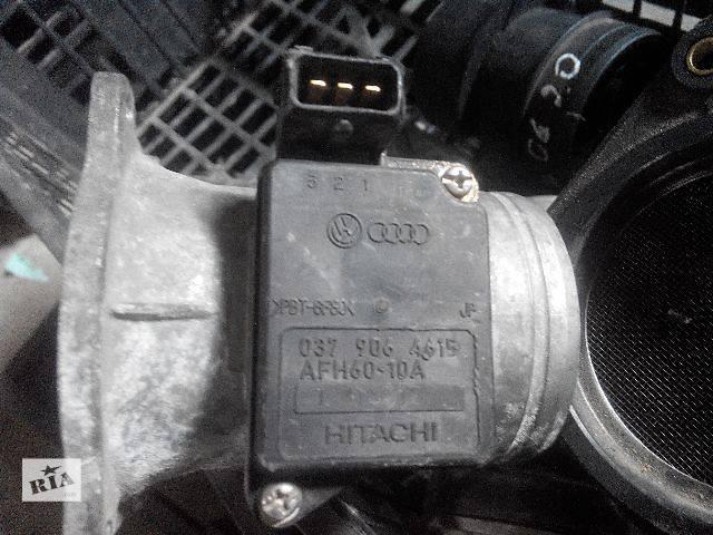 купить бу б/у Электрооборудование кузова Купить расходомер воздуха audi a4 b5 1,8 037906461b Легковой Audi в Львове