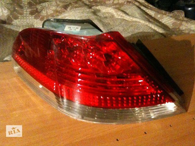 б/у Электрооборудование кузова Лампа наружного света Легковой BMW 7 Series (все) Седан 2005- объявление о продаже  в Киеве